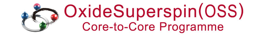 Oxide Superspin 2017 (OSS2017) A workshop is organized by the JSPS-EPSRC Core-to-Core Programme: International Network to explore unconventional superconductivity at oxide superconductor interfaces with spin-polarised materials.